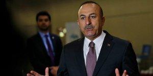 Bakan Çavuşoğlu açıkladı! 'Arkasında PKK var'
