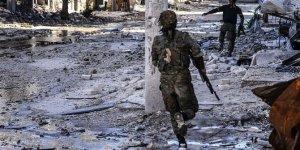 Deyrizor'da YPG/PKK-DEAŞ çatışması sürüyor!