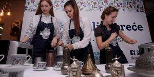 Hırvatistan'da 'Türk Kahvesi Festivali' başladı