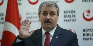 """HDP terör örgütünün unsurudur"""