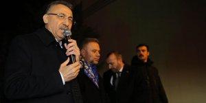 Cumhurbaşkanı Yardımcısı Oktay: Cumhur İttifakı'nda gizli pazarlık yok