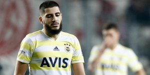 Fenerbahçe'de Benzia TFF listesine dahil edilmedi