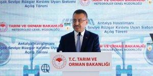 Cumhurbaşkanı Yardımcısı Fuat Oktay: Yurt dışı destinasyon sayısında dünyada birinci sıradayız