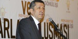Milli Eğitim Bakanı Selçuk: Ekonomi de sosyal hayat da düzelecek
