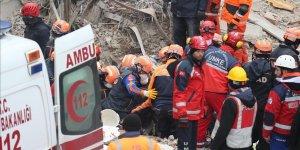 Bakan Soylu: Kartal'da hayatını kaybedenlerin sayısı 18 oldu!