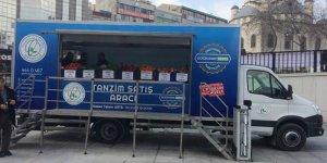 İlk tanzim satış noktası Gaziosmanpaşa'da kuruldu