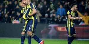 Fenerbahçe Avrupa'da güldü