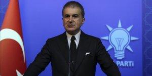 AK Parti Sözcüsü Çelik: PKK adına tehditler ibretliktir