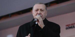 Başkan Erdoğan müjdeleri tek tek sıraladı: Bu yıl içinde bitiyor