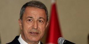 Bakan Akar net konuştu: Güvenli bölgede sadece Türkiye olmalıdır