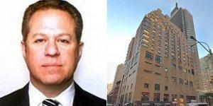 55 yaşındaki adam, apartmanın 12. katından eşinin gözleri önünde düştü!