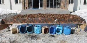 Terör örgütüne büyük darbe! PKK sığınağında 22 bin 100 mermi ele geçirildi