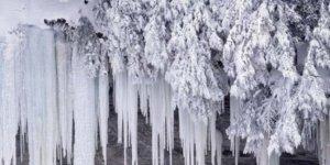 Dikkat!  4 il için buzlanma ve çığ uyarısı