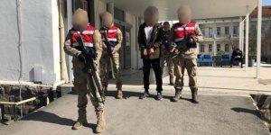İzmir'in Torbalı ilçesinde saldırı için gönderilen terörist yakalandı