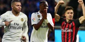 Avrupa futbolunun önemli liglerinde  Yeni nesil golcüler takımlarını sırtlıyor!