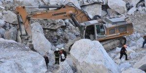 Milas'ta  1 işçinin daha cansız bedenine ulaşıldı