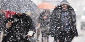 İstanbul'a kar geliyor! 20 Şubat son dakika hava durumu tahminleri