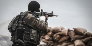 Siirt kırsalında  PKK'ya yönelik  operasyon