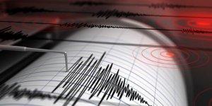 Son dakika... Girit dolaylarında deprem