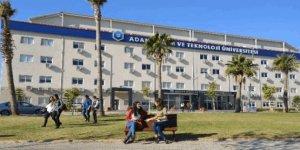Adana Bilim ve Teknoloji Üniversitesinin adı degiştirildi!