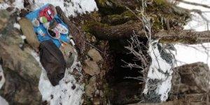 Cudi Dağı kırsalında teröristlere darbe: 4 sığınak imha edildi!
