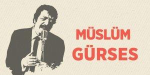 'Arabeskin Babası Müslüm Gürses' vefatının 6. yılında yad ediliyor
