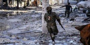 Terör örgütleri PKK/YPG ile DEAŞ çatıştı!