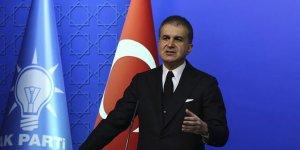 AK Parti Sözcüsü Çelik'ten Mansur Yavaş açıklaması