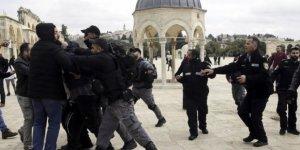 BM yetkilisi '..polisin Aksa'ya müdahalesine' tepki gösterdi!