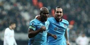 Trabzonspor, deplasman karnesini düzeltti!