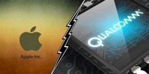Dava sonuçlandı: Apple, Qualcomm'a 31 milyon dolar ödeyecek