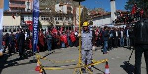 Diyarbakır'ın iki ilçesi doğal gaza kavuştu