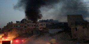 İdlib kentinde hava saldırısı: 10 ölü