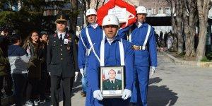 Kazada hayatını kaybeden komanda son yolculuğuna uğurlandı