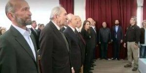 Ermeniler İstikal Marşı'nı okumayan Erdem Gül'e tepki gösterdi