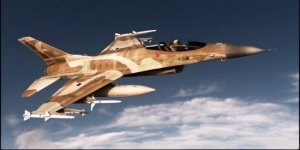 İsrail jetleri Halep'i vurdu!