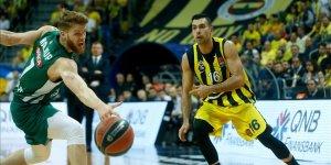 Zalgiris, Fenerbahçe Beko'nun iç saha serisine son verdi!