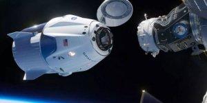 Space X'in göz bebeği alev aldı!