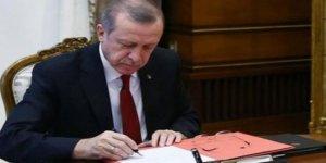 Cumhurbaşkanı Erdoğan imzaladı! 4 isim görevden alındı