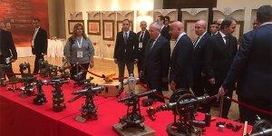 Bakan Yardımcısı Ceylan 2.Uluslararası Osmanlı Coğrafyası Arşiv Kongresi'nin açılışına katıldı