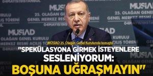 Erdoğan: Vatandaşlar bu seçimin yenilenmesini istiyor