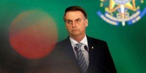 """""""Yılın İnsanı"""" ödülüne layık görülen Bolsonaro'ya tepki yağdı!"""