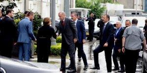 Başkan Erdoğan'dan sürpriz seçim toplantısı