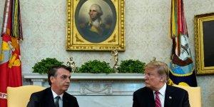 """Trump, o ülkeyi """"NATO üyesi olmayan ana müttefik"""" olarak tanıdı!"""