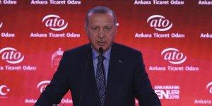 Cumhurbaşkanı Erdoğan'dan sert tepki! 'Sen dokunulmazlığına mı sığınıyorsun?'