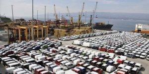 Toplam ticari araç ihracatı 4 ayda yüzde 2 arttı