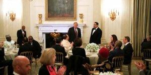 Beyaz Saray'da iftar