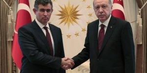 Cumhurbaşkanı Erdoğan, Metin Feyzioğlu'nu kabul etti!