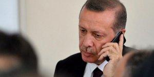 Erdoğan, Azerbaycan  ve Özbekistan Cumhurbaşkanlarıyla görüştü!