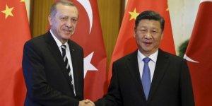 Çin'den çarpıcı Türkiye mesajı